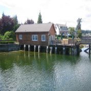 Nearshore Building in Gig Harbor